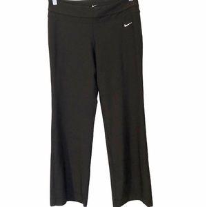 Nike black activewear leggings size M